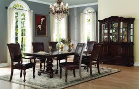 dining table set orange lordsburg  pc pedestal leaf dining table set