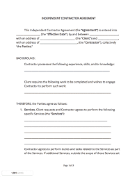 Permalink to Contractor Contract Template : Free Independent Contractor Non Disclosure Agreement Nda Pdf Word Docx – Get started with a free contract template and create, deliver, and sign your contract or agreement in minutes.