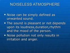 conclusion of noise pollution essay  conclusion of noise pollution essay