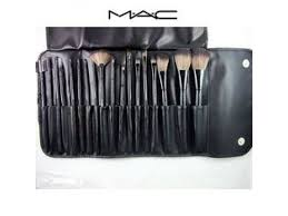 m a c cosmetic makeup brush set with storage box pack of 12 list