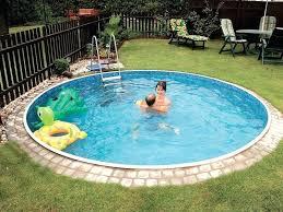 small inground pool cost estimator round fiberglass pools for spaces