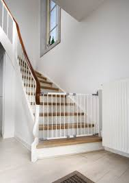 Gate For Stairs Gates For Stairs With Railings Baby Gates For Stairs Ideas