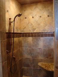 Tile Bathroom Shower Stall Designs