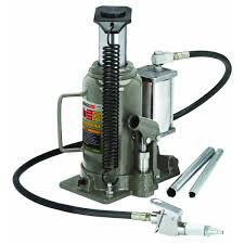 Lift Up to 20 Tons with this Central Hydraulics Bottle Jack of Lifting Capacity