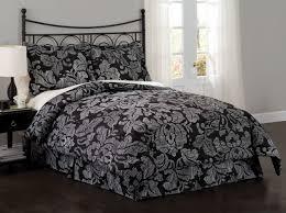 33 nice black and cream damask bedding elizabeth beautiful accents