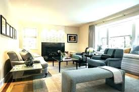 Decorating Rectangular Living Room Model Cool Design Ideas