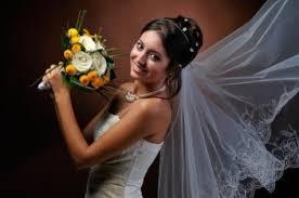 western indian bridal makeup hair do