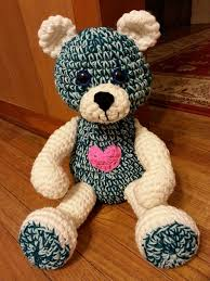 Crochet Teddy Bear Pattern Interesting Teddy Bear Crochet Pattern Best Collection The WHOot