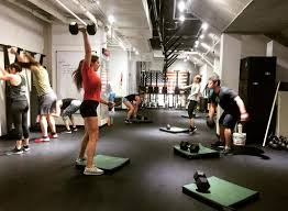 crossfit gyms in nyc