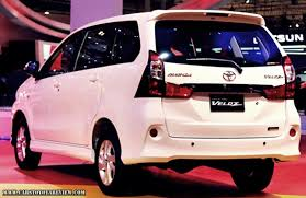 2018 Toyota Avanza Veloz Uk Redesign  Cars Review