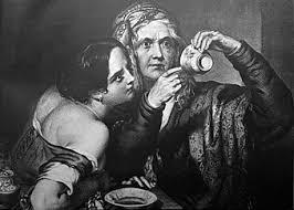 """Résultat de recherche d'images pour """"La tasséomancie : la lecture dans les feuilles de thé."""""""