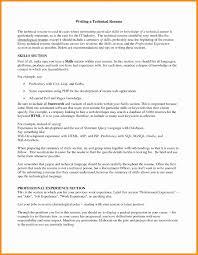 Technical Resume Luxury 51 Unique Stocker Resume Sample Fresh Resume ...