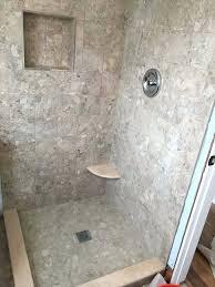 fiberglass shower pan install custom shower pan shower base installation fiberglass tile on fiberglass shower pan