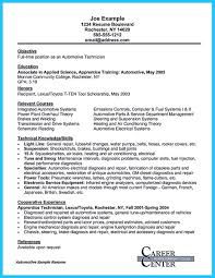 Nice Writing A Concise Auto Technician Resume Check More At Http