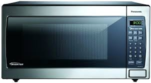 microwave oven stainless built in with inverter technology panasonic nn sn766s specs best reviews