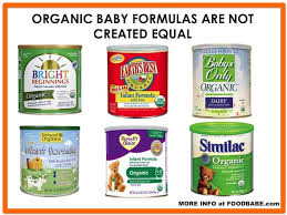 How To Find The Safest Organic Infant Formula