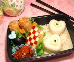 Bento Box Decorations Valentine's Day Bento Bento Box Decorations 100 Animewatching 14