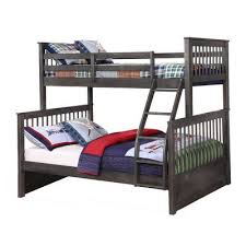 Wildon Home® Paloma Mission Twin Over Full Bunk Bed in 2019 ...