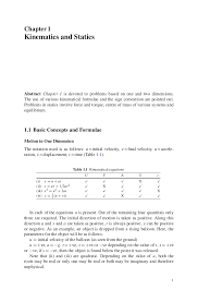 solved problems in classical physics an exercise