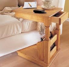 sofa valet woodworking plan