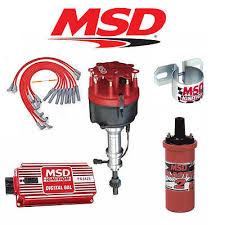 msd complete ignition kit digital al distributor wires msd 9017 ignition kit digital 6al distributor wires coil early ford 289