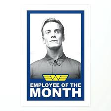 Employee Of The Month Photo Frame Employee Of The Month Frame Picture Inspirational 8 Art Print Uk