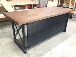 vintage metal office desk. Metal Office Table Legs Steel Price In Chennai Vintage The Industrial Desk