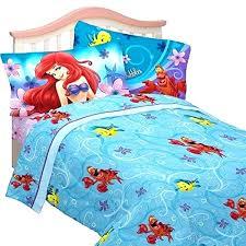 little mermaid twin bedding little mermaid bed set little mermaid comforter set bedding for little mermaid bedding full comforter set