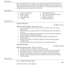 Education Resume Templates Custom Educational Resume Template Educational Consultant Resume Sample