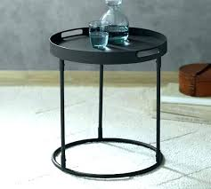 round trays for coffee tables metal tray coffee table best tray table metal tray table black