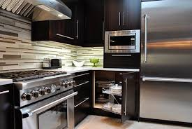 modern cabinet refacing. Modern Bamboo Kitchen Cabinet Doors With Magic Corner Pull Outs Refacing .