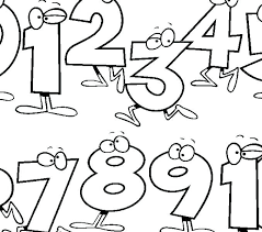 Educational Coloring Pages Coloring Pages With Numbers Educational