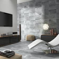 Kitchen Wall And Floor Tiles Matt Grey Stone Effect Ceramic Kitchen Bathroom Wall And Floor