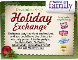 Nestl Family Holiday Exchange