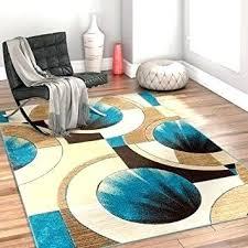 teal area rug 5x7 5 7 rugs brilliant ideas intended com sunburst blue beige brown