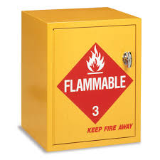 Yellow Flammable Cabinet Flammable Storage Cabinet Marketlab Inc
