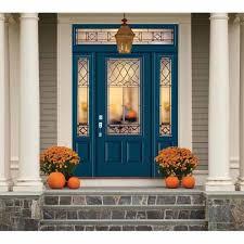 lowes front entry doorsReliabilt Sheldon 34 Lite Smooth Fiberglass Entry Door Unit