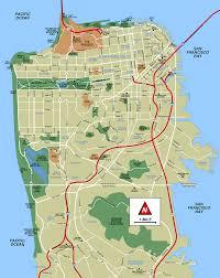 maps — san francisco bay area  sfgate