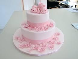 Simple Cake Designs Simple Flower Cake Simple First Birthday Cake