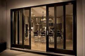 4 panel sliding glass patio doors for