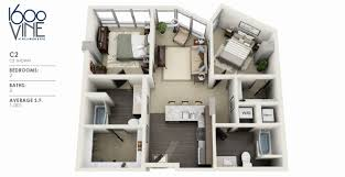 4 Bedroom Apartments Set Amusing Decor Innovative Ideas
