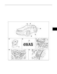 4was Light Infiniti Infiniti G35 V35 Sedan Manual Part 1286
