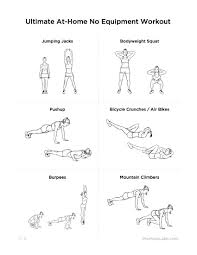 Home Dumbbell Workout Plan Elegant Workout Plan At Home Lovely At ...
