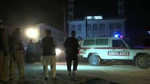 أفغانستان -  مقتل اكثر من عشرين شخص في انفجار سيارة ملغومة