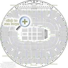 21 Unique Philips Arena Seating Chart With Rows And Seat Numbers
