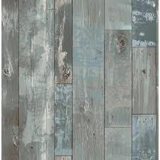 Wood Pattern Wallpaper Interesting Decoration