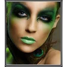 green with envy hmmm medusa makeup maybe