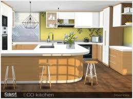 sims 4 kitchen design. eco kitchen sims 4 design e