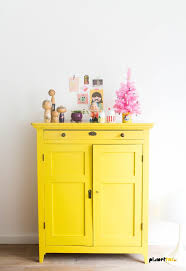 yellow furniture. 25 Brightly Painted Furniture Ideas Yellow P