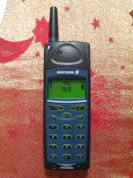 Ericsson A1018s from 1999 by Redfield ...